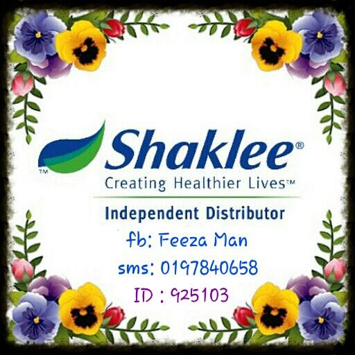 Agen Sah Shaklee